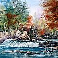 Scenic Falls by Mohamed Hirji