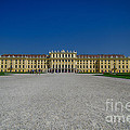Schonbrunn Palace - Wien by Giovanni Chianese