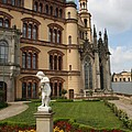 Schwerin - Palace - Germany by Christiane Schulze Art And Photography