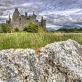 Kilchurn Castle Scotland by Colin Woods
