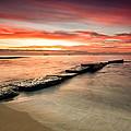 Sea Sunrise by Evgeni Ivanov
