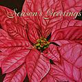 Season's Greetings by Marna Edwards Flavell