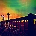 Seattle Space Needle by Eddie G