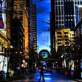 Seattle Streets by David Patterson