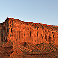 Sentinel Mesa Monument Valley by Christine Till