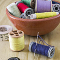 Sewing Supplies by Paulo Goncalves