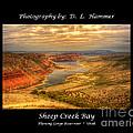 Sheep Creek Bay by Dennis Hammer