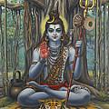 Shiva by Vrindavan Das