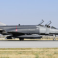 Side View Of A Turkish Air Force by Daniele Faccioli