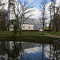 Sigulda Church by Jason O Watson