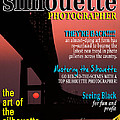 Silhouette Photographer Faux Magazine Cover by Mike Nellums