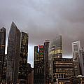 Singapore Cityscape by Shaun Higson