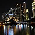 Singapore by Paul Fell