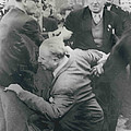 Sir Oswald Mosley Dies In Paris by Retro Images Archive