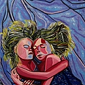 Sisters by Sandra Marie Adams