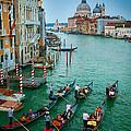 Six Gondolas by Inge Johnsson
