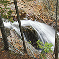 Smalls Falls In Western Maine by Keith Webber Jr