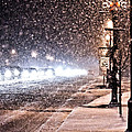 Snow Rush  by Christina Fixemer