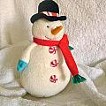 Snowman by Denise Mazzocco