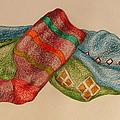 Socks 1 by Lew Davis
