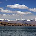 South America, Bolivia, Lake Titicaca by Kymri Wilt