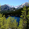 Spring At Bear Lake by Tranquil Light  Photography