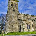 St Andrews Aysgarth by Trevor Kersley