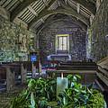 St Beunos Church by Ian Mitchell