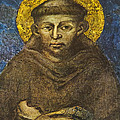 St Francis by John Hix