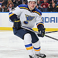 St Louis Blues V Buffalo Sabres by Bill Wippert
