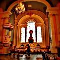 St Pauls Chapel by Chet B Simpson