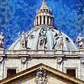 St Peter In Vatican by George Atsametakis
