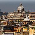 St Peters Basilica by David Pringle