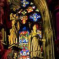 St Stephens - Vienna by Jon Berghoff