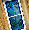 Stained Glass Window by Mark Llewellyn