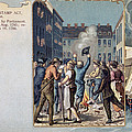 Stamp Act Riot, 1765 by Granger
