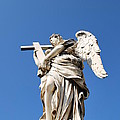 Statue In Vatican City by Richard Booth