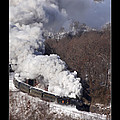 Steam At Scranton by Daniel Troy