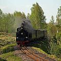 Steam Locomotive by Steffen Gierok