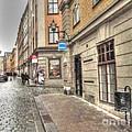Stokholm Swiss by Yury Bashkin
