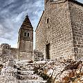 Stone Church by Sinisa Botas