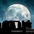 Stonehenge by Phil Perkins
