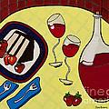 Strawberry Wine by Barbara McMahon