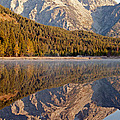 String Lake Grand Teton National Park by Fred Stearns