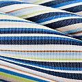 Striped Material by Tom Gowanlock