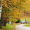 Sugar Mill Vermont by Brian Jannsen