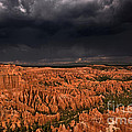 Summer Thunderstorm Bryce Canyon National Park Utah by Dave Welling