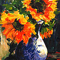 Sunflowers by Michael Tieman