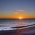 Sunrise Over Atlantic Ocean, Florida by Panoramic Images