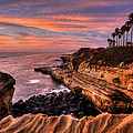 Sunset Cliffs by Peter Tellone